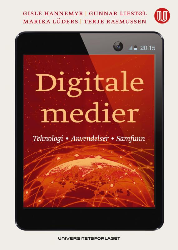 Digitale medier: Omslaget